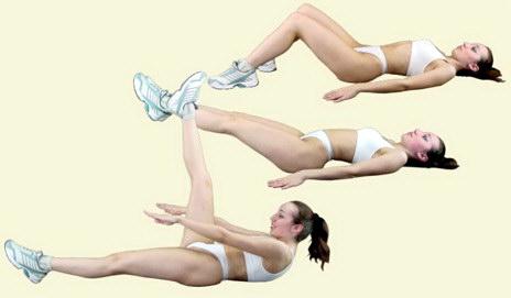 Vežbe za mršavljenje - stomak