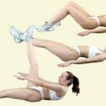 Kako ukloniti salo sa stomaka.Vežbe za mršavljenje - stomak.