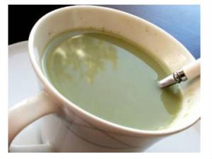 dijeta sa mlekom i zelenim cajem