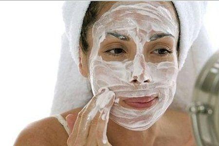 Maske za lice od pavlake za sve tipove kože.