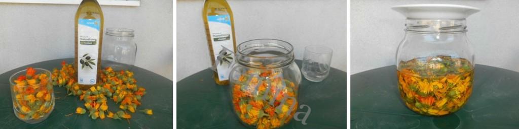 Kako se pravi nevenovo ulje – domaće ulje od nevena