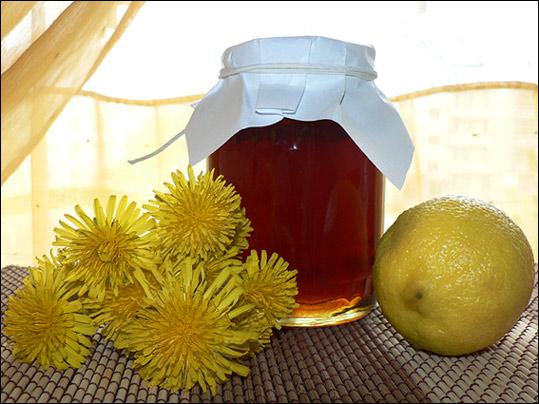 Lekovit džem za lečenje jetre i pročišćavanje krvi od maslačka.