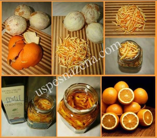 domace ulje od narandze