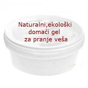 Naturalni,ekološki domaći gel za pranje veša