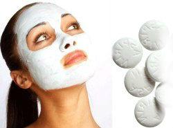 Aspirin za čistu, sjajnu i zdravu kožu lica. Čudesne maske za lice sa aspirinom.