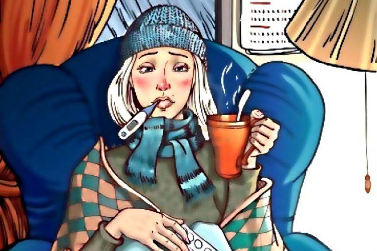 Kako izlečiti prehladu za jedan dan! Efikasna prirodna zamena za Coldrex i Fervex.