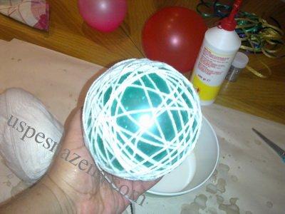 novogodisnja lopta