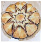 Božićni kolač sa Nutelom. Jednostavno, originalno i ukusno.