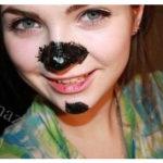Efikasna domaća maska-film za čišćenje pora na licu.