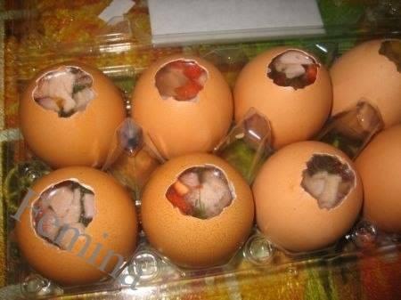 Želirana jaja