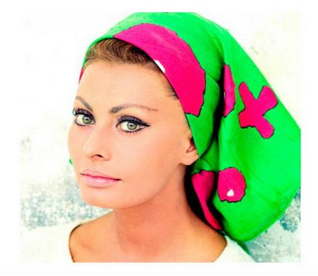 Podmlađujuća maska Sofije Loren za sve tipove kože lica.