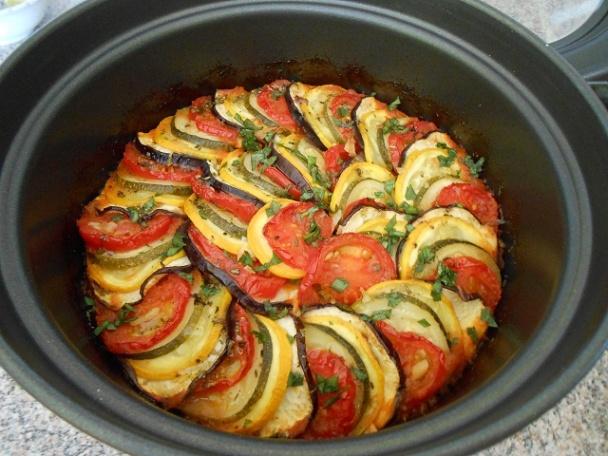 Ratatui - lagano, zdravo i ukusno jelo od povrća.
