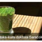 Moćna ozdravljujuća metoda detoksikaciji organizma po doktoru Saračolu.