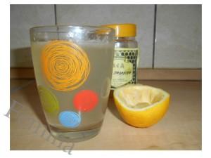 Zašto je dobro ujutru popiti čašu vode sa sokom od limuna.