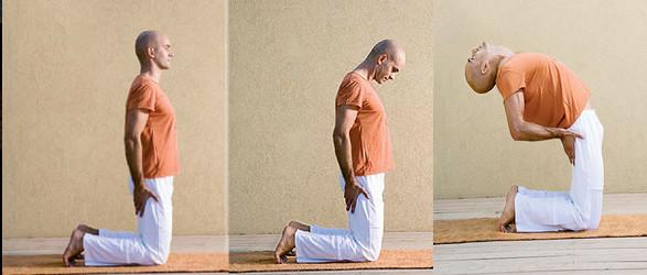 """Drugi """"tibetanac""""  JaČa trbušne mišiće i poboljšava imunitet. Lezite na leđa na ravnoj tvrdoj podlozi. Ispružite noge, ruke su uz telo, dlanovi okrenuti ka podu. Udahnite na nos, i istovremeno lagano podižite noge i glavu sve dok noge ne dođu u uspravni položaj, a bradom dodirnete grudi. Dok vraćate noge i glavu u početni položaj, izdišete na nos ili usta. Ako vam je u početku teško da podižete potpuno ispružene noge, možete malo da ih savijete u kolenima."""