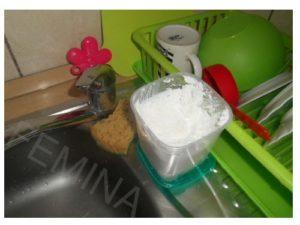 Bezbedno domaće sredstvo za pranje sudova i održavanje čistoće u celoj kući.