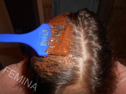 Maska sa cimetom za prirodno posvetljivanje kose