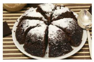 Čokoladni kolač za 5 minuta.