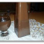 Liker od čokolade. Pravimo sami.