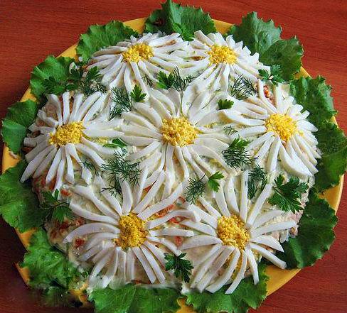 Ruska salata. Recept: