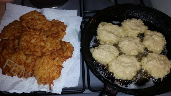 Hrskave ćuftice od krompira