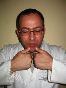 5 tačaka za masažu lica koje treba da znate