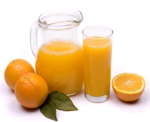 Od 4 narandže - 9 litara soka