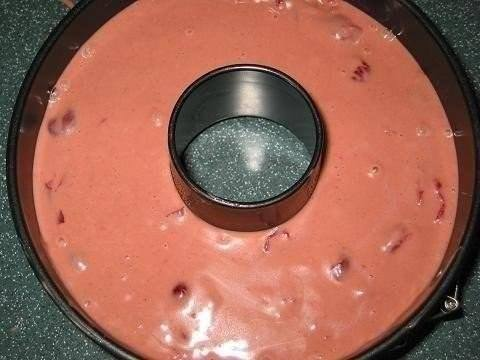 Posna čokoladna pita sa višnjama