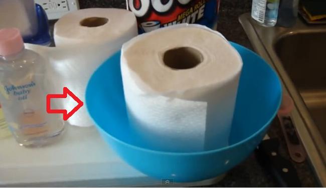 Napravite sami vlažne maramice za bebu