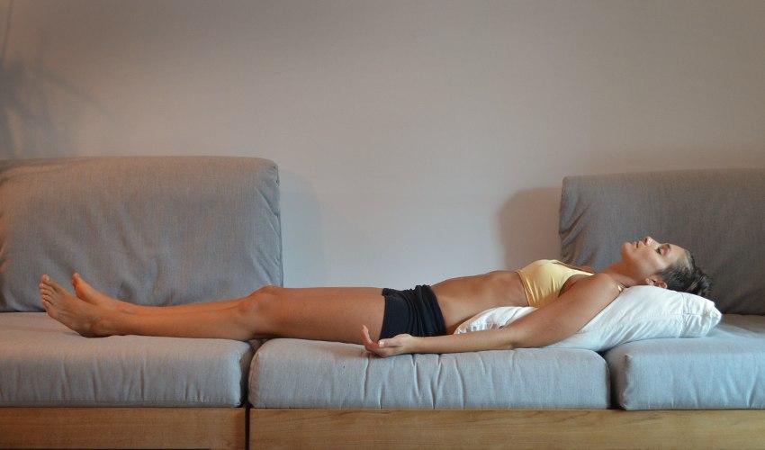 3 poze joge za nesanicu: