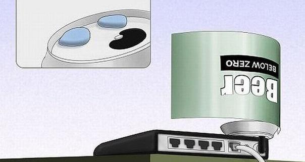 Slab signal WI-FI? Rešite problem uz pomoć obične limenke.