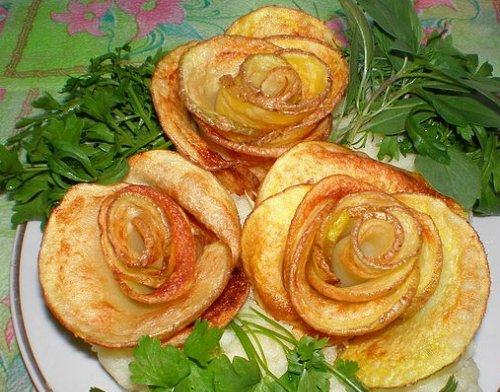 ruze od krompira