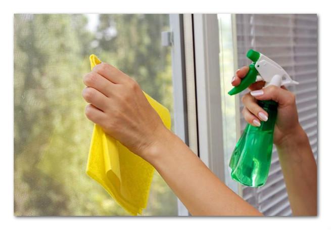 Domaće sredstvo za pranje prozora i ogledala. Ekonomično i efikasno!