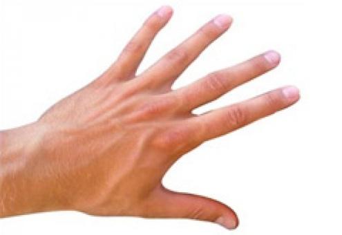 Kako definisati karakter uz pomoć prstiju. Zanimljiv test.