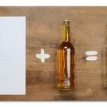 Otvoriti flašu uz pomoć lista papira? Lako!