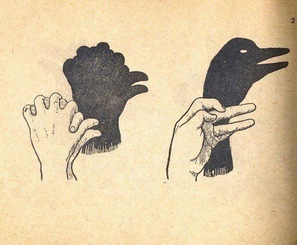 pravljenje senki rukama