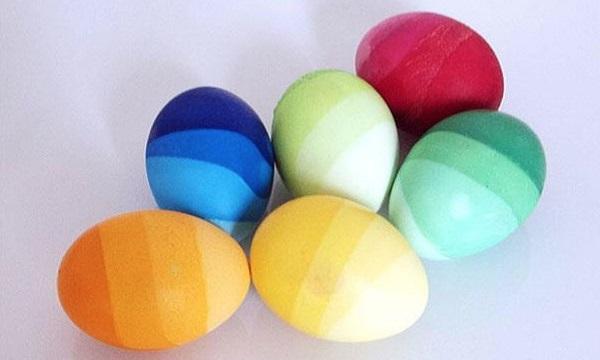 8 ideja za farbanje jaja