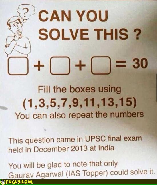 Matematički zadatak