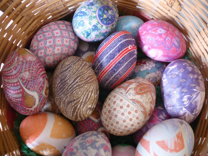svilena jaja