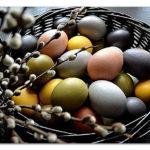 Kako obojiti uskršnja jaja na prirodan način