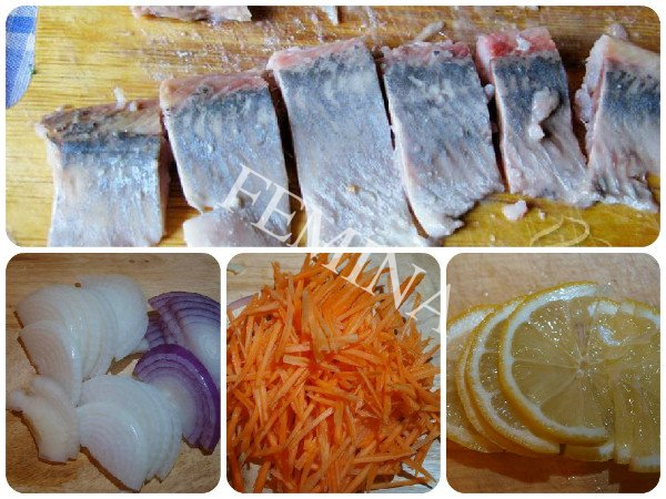Marinirana haringa na holandski način