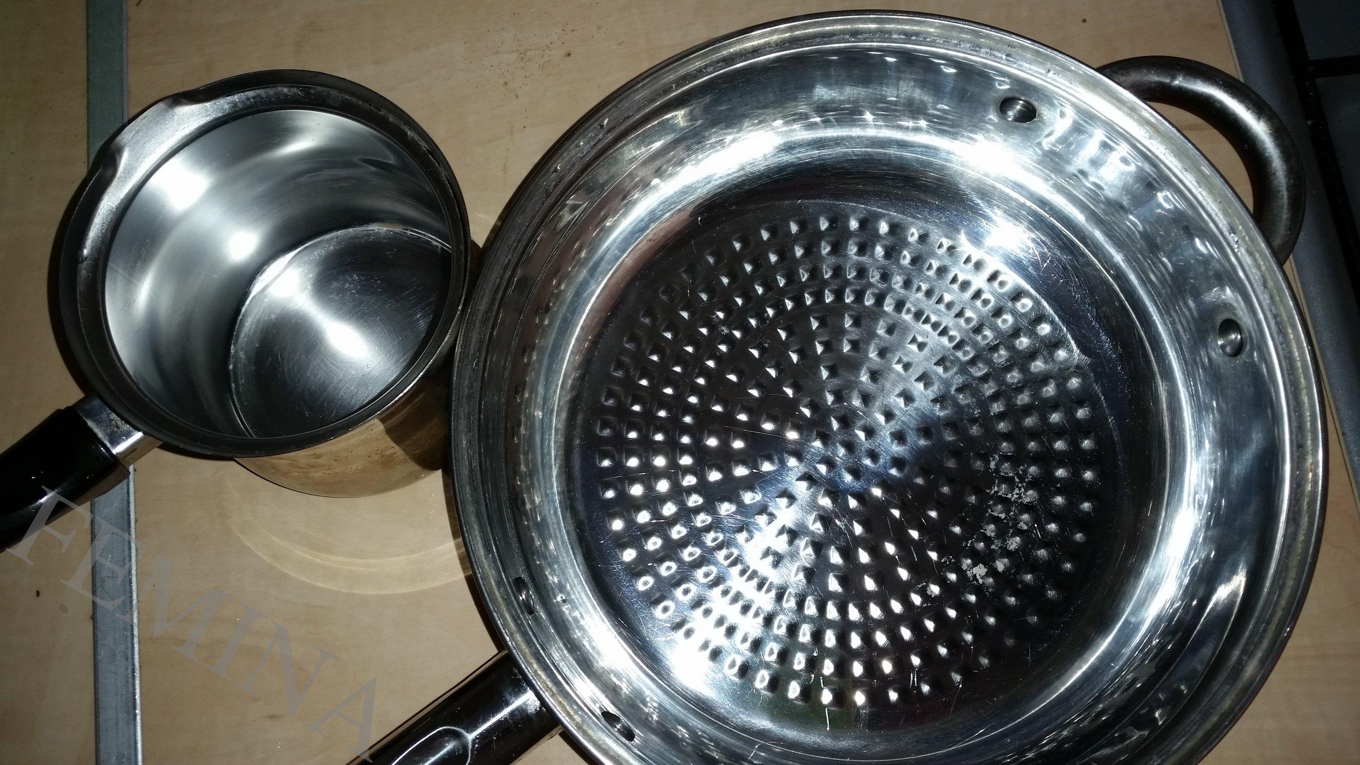 Čudo-pasta za čišćenje zagorele masnoće sa sudova.