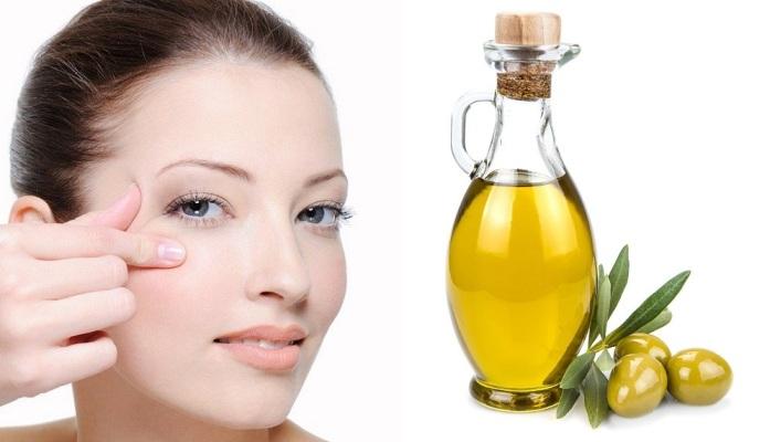 Maslinovo ulje protiv bora oko očiju
