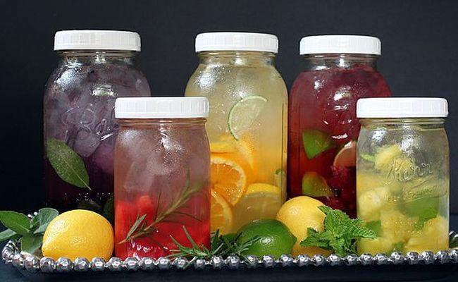 Voćna voda: savršeno i zdravo osveženje