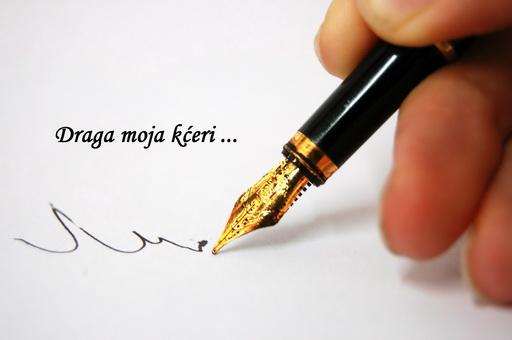 Majčino pismo
