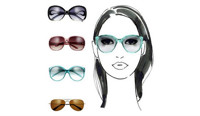 Ljudima sa ovalnim tipom lica, isto kao i onima sa oblikom srca odgovaraju svi modeli naočara. Međutim, njima je ponekad teško da se opredele. Neophodno je da se pridržavaju nekoliko jednostavnih pravila, a posebno: - okvir naočara nikako ne sme prelaziti konture lica - gornji deo naočara ne sme da se podiže iznad linije obrva, najbolje je kada je u nivou obrva.