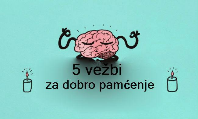 5 vežbi za očuvanje pamćenja. Razvijte memoriju i intelekt.