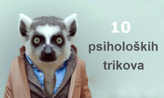 10 psihiloških trikova sa kojima ćete lako postići ono što želite!