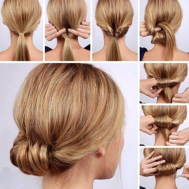 6 brzih svakodnevnih frizura za dugu kosu