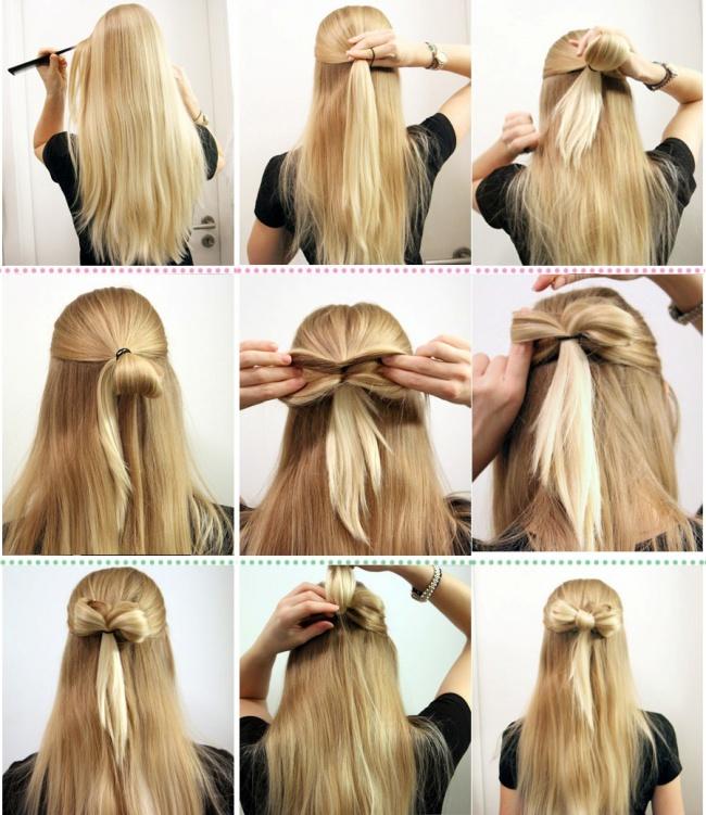 Deset jednostavnih frizura koje možete napraviti za samo 5 minuta!
